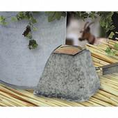 Pyramide cendrée au lait de chèvre thermisé 220g