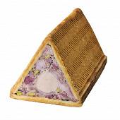 Pâté en croûte pyramide des saveurs
