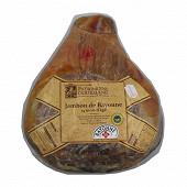 Jambon de Bayonne igp 14 mois Patrimoine gourmand
