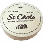 St céols 9.5% mg/pt  lait pasteurisé
