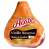 Aoste Jambon cru vieille réserve spécial raclette désossé