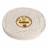 Brie de Meaux aop 3/4 affiné au lait cru