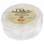 Délice de Bourgogne au lait pasteurisé