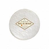 Brie de Meaux aop au lait cru 3/4 affiné