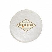Brie de Meaux aop au lait cru 1/2 affiné