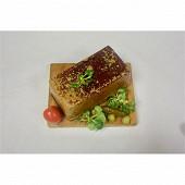 Pâté de foie saveur en or