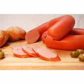 Saucisse de viande boyau naturel