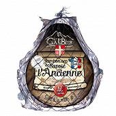 Jambon sec de Savoie sans os nature 12 mois Le Galibier