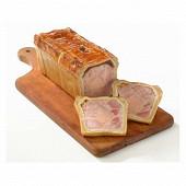 Pâté en croûte médaillon 50% foie gras
