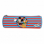 Trousse scolaire rouge Mickey
