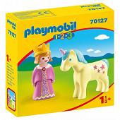 70127 Princesse et licorne
