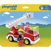6967 Camion de pompier avec échelle pivotante
