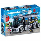 9360 camion policiers élite sirène gyrophare