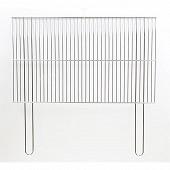Verciel grille simple acier chromé 67x40cm réf 456740PR