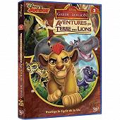 Dvd la garde du lion aventure en terre des lions vol 3