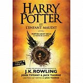Roman ado - Harry Potter Volume 8, Harry Potter et l'enfant maudit : parties un et deux