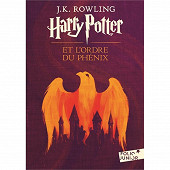 Roman jeunesse - Harry Potter Volume 5, Harry Potter et l'ordre du Phénix