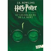 Roman ado - Harry Potter Volume 7, Harry Potter et les reliques de la mort