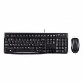 Logitech Pack clavier + souris filaire mk120
