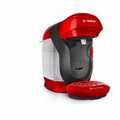 Bosch machine à dosettes multi-boissons Tassimo Style rouge TAS1103