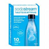 Sodastream  Tablettes de 10 pastilles de nettoyage 30061954