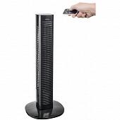 Bestron Ventilateur colonne noir 80cm AFT80ZRC