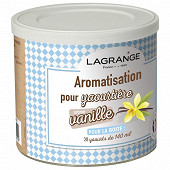 Lagrange aromatisations pour yaourts vanille 425g 380310