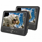 D-jix Lecteur Dvd Portable Ecran 7'' Double écran D-JIX_PVS706-50SM