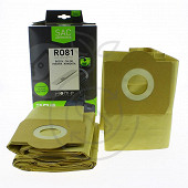 Home Equipement sac synthétique pour aspirateur X4 HERO81