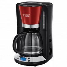 Russel hobbs Cafetière filtre programmable colours plus rouge 24031-56