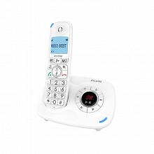 Alcatel Téléphone sans fil solo avec répondeur XL585 VOICE BLANC