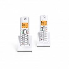 Alcatel Téléphone sans fil duo F630 DUO GRIS