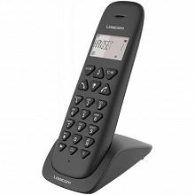 Logicom Téléphone sans fil solo VEGA 150 SOLO NOIR