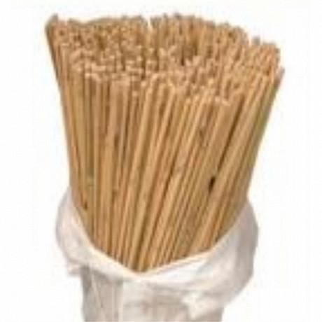 Idéal garden tuteur bambou 1m20 lot de 3