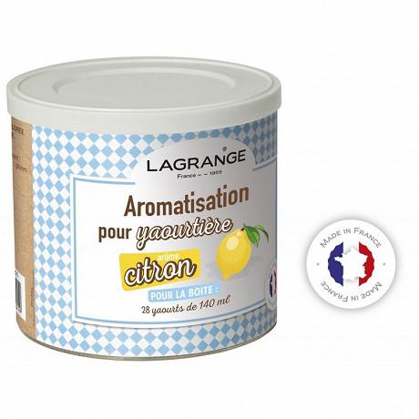 Lagrange aromatisations pour yaourts citron 500g 380360