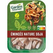 """Herta """"le bon végétal"""" Emincés nature soja 160g"""