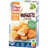 Père Dodu nuggets de poulet sans antibiotiques 200g