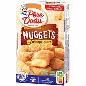 Père dodu nuggets de fromage 200g