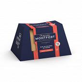 Maison Montfort Grand Sélection bloc foie gras de canard au Sauternes et pincée de poivre Timut 330g