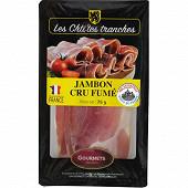 Gourmets de l'Artois Jambon cru 3tr 75g