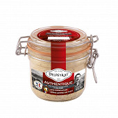 Delpeyrat foie gras de canard entier du sud-ouest authentique bocal 180g