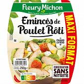 Fleury Michon émincés de poulet maxi format 250g