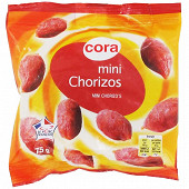 Cora mini chorizo 75g