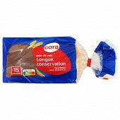 Cora pain de mie longue conservation 280g