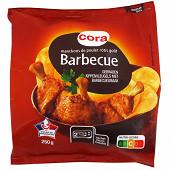 Cora manchons de poulet rôti barbecue sachet 250g