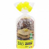 Nature bio pain spécial de campagne 400g