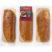 Le Gaulois filet de canard au piment d'espelette x3