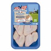 Père dodu ailes de poulet blanc x6