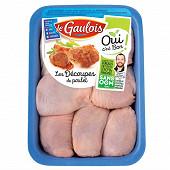 Le Gaulois haut de cuisses de poulet sans ogm