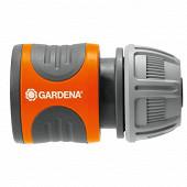 Gardena raccord rapide pour tuyau 15mm - blister